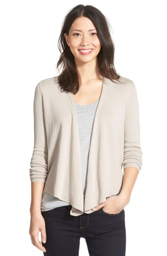 light cardigan